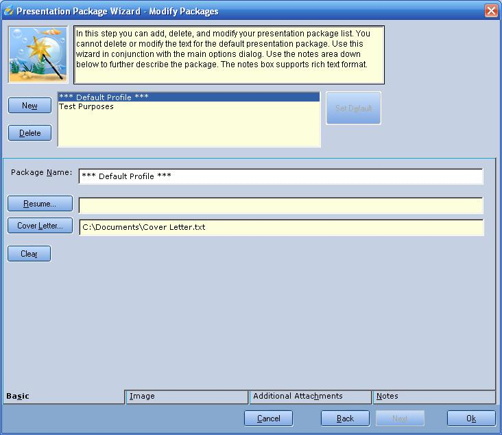 (image: http://wiki.butterflyvista.com/Images/Products/Jobfish/Screenshots/Jobfish - Presentation Package Wizard.JPG)